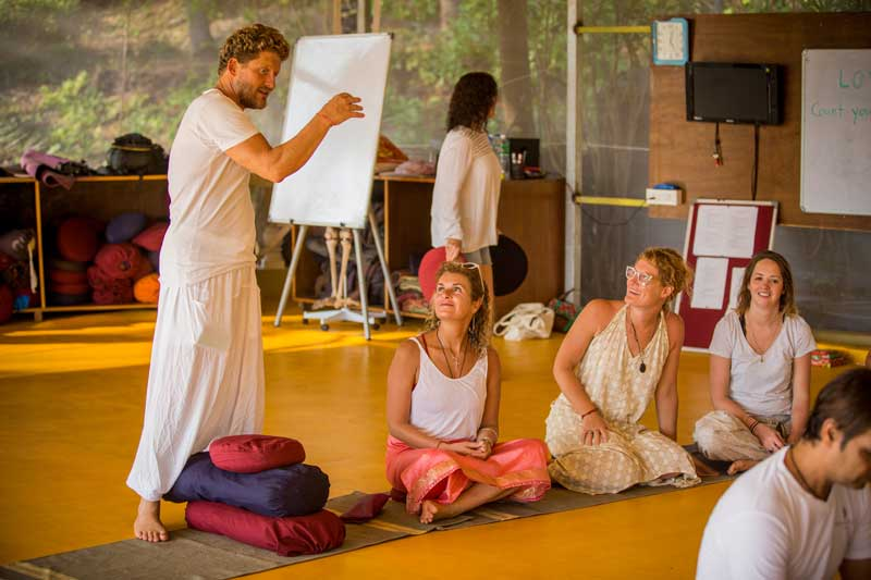 Yin Yoga Teacher Training in India