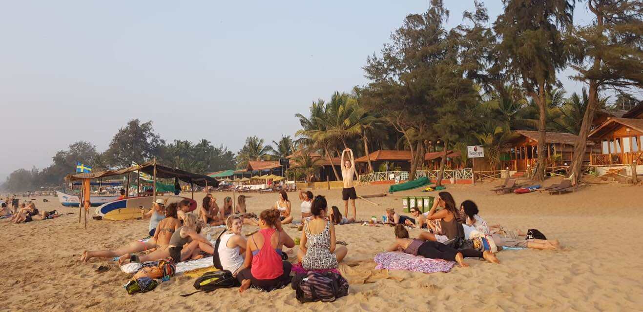 Sampoorna Yoga - Beach Gathering