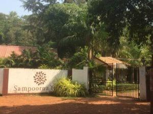 Sampoorna can arrange airport transfers