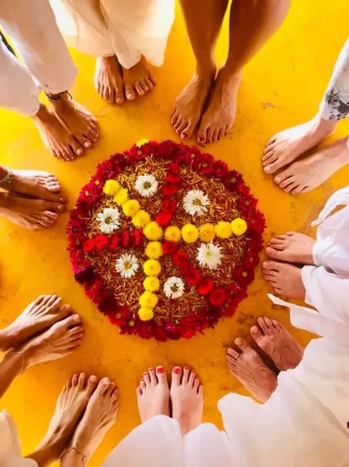 yoga teacher training courses india