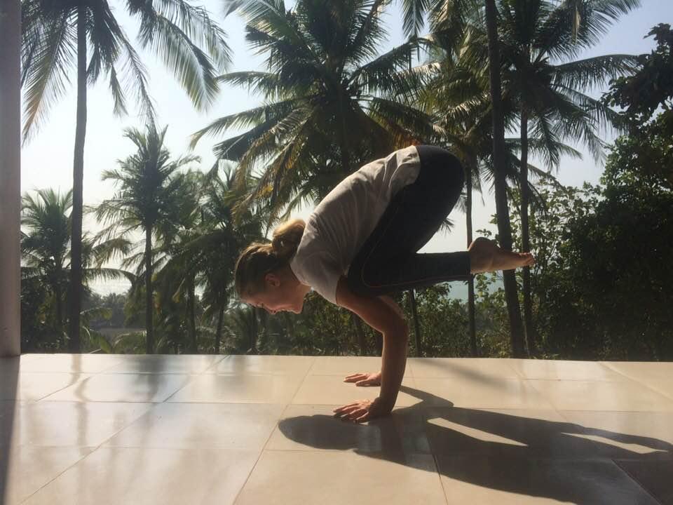 Sarah Williams - yoga teacher training with Sampoorna yoga