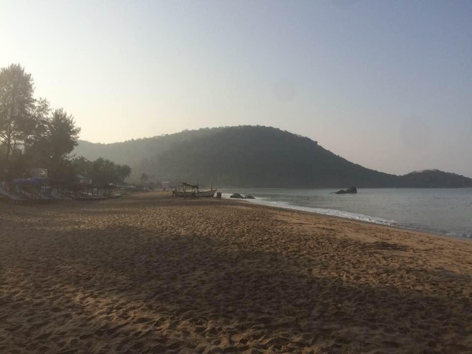 Agonda Goa India