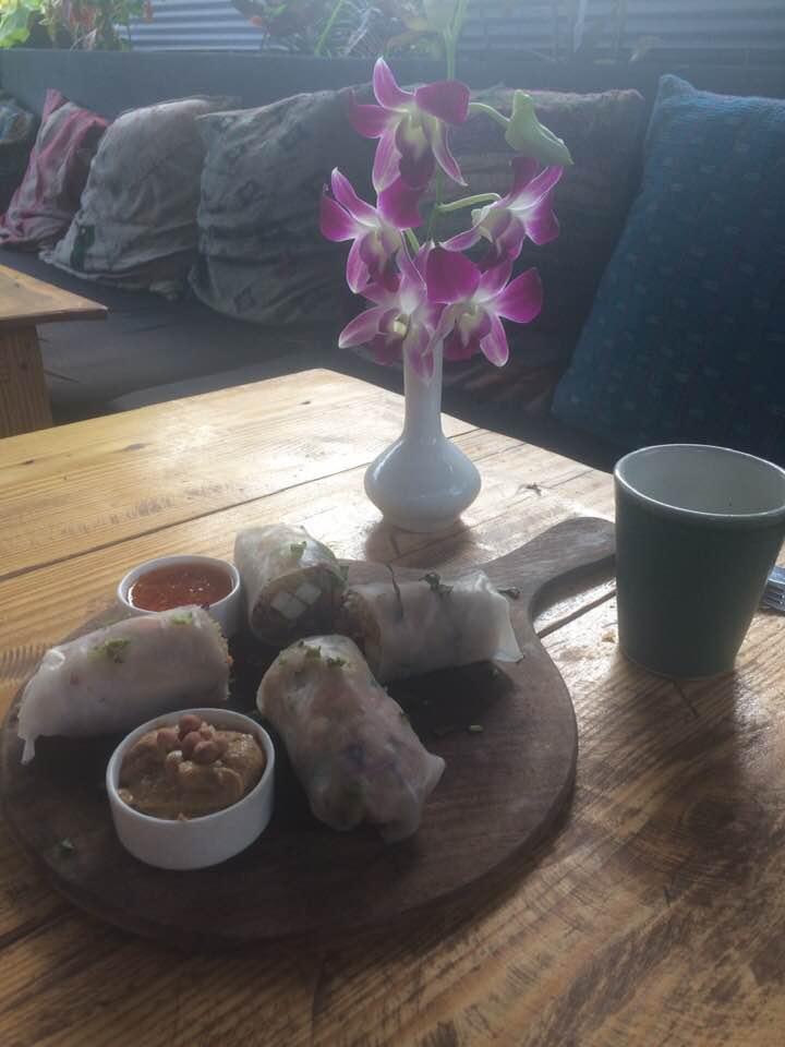 Zest Restaurant - Agonda Goa India