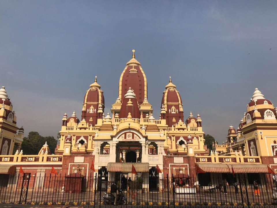 Sampoorna Yoga Blog - Golden Triangle India04