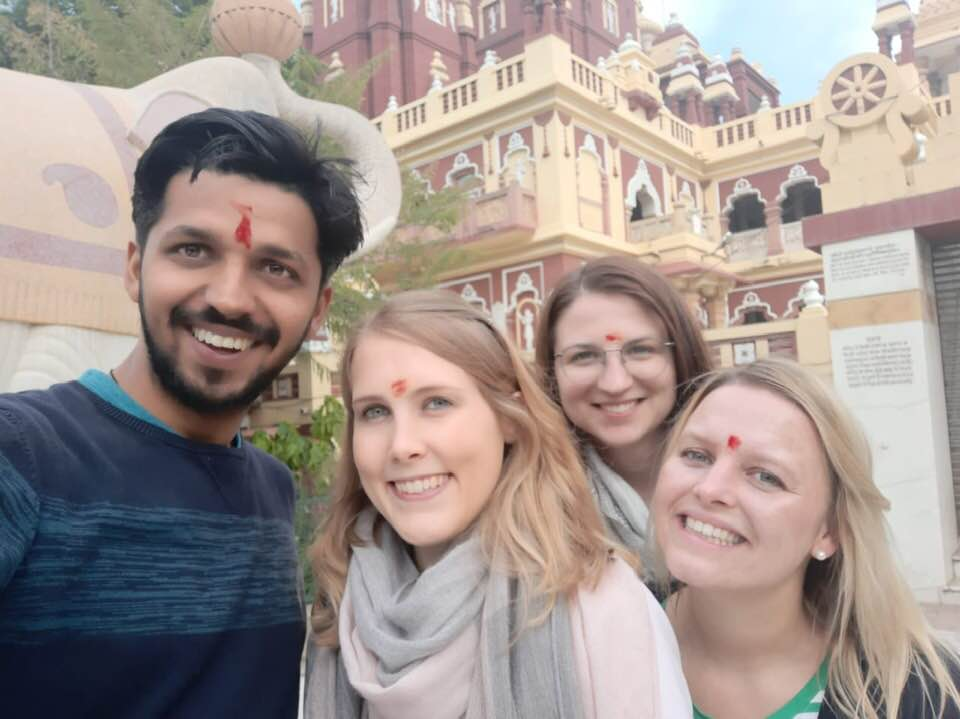 Sampoorna Yoga Blog - Golden Triangle India05