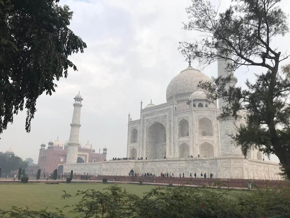 Sampoorna Yoga Blog - Golden Triangle India08
