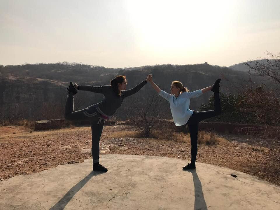 Sampoorna Yoga Blog - Golden Triangle India13