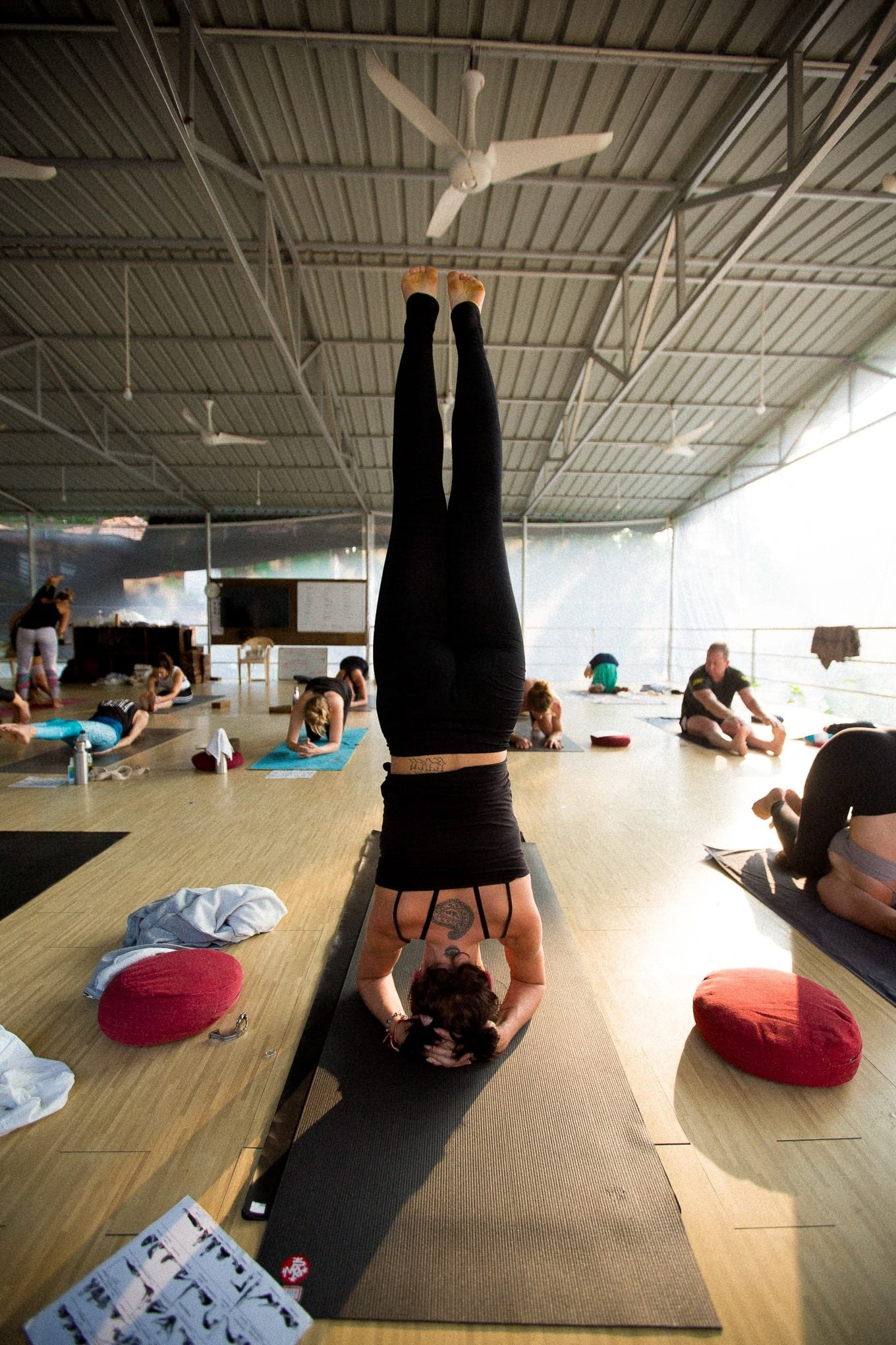 yoga teacher training in spanish