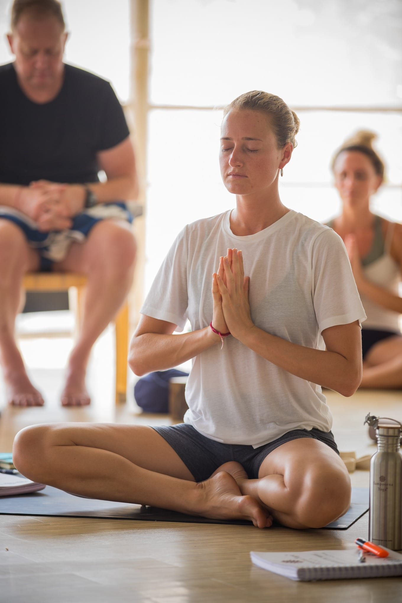 hatha yoga teacher training Goa India